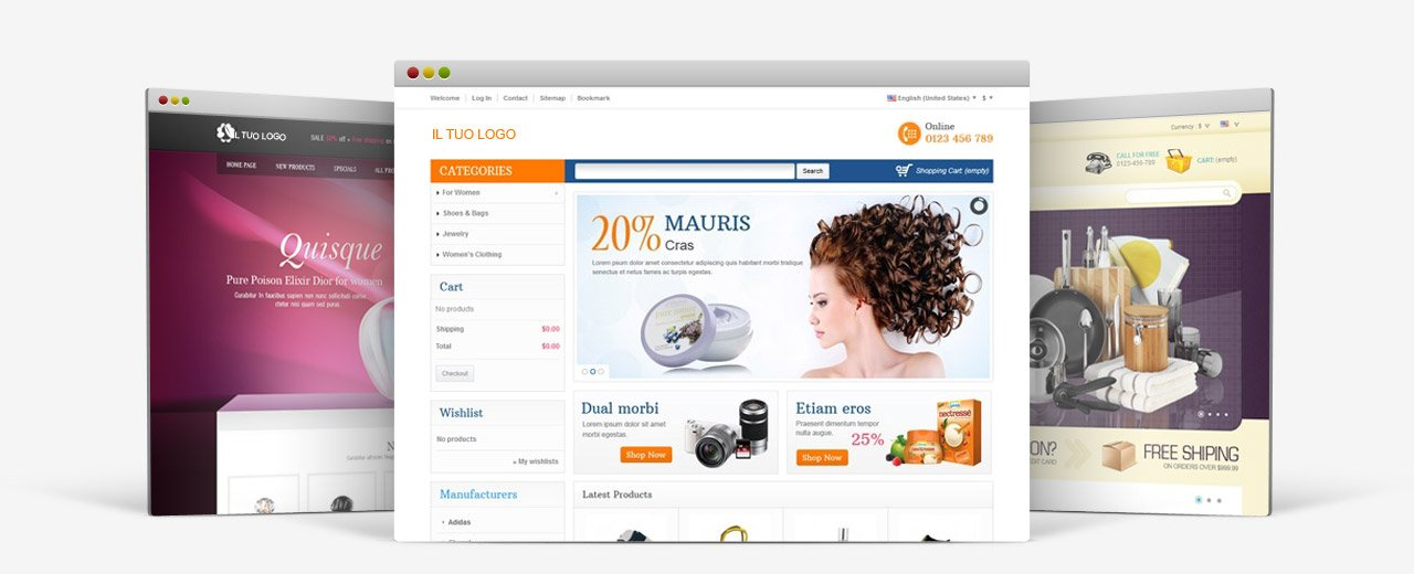 ecommerce low cost