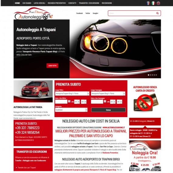 Autonoleggio One - Noleggio Auto Trapani