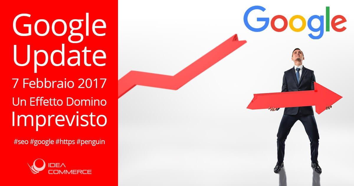 Google Update 7 Febbraio 2017