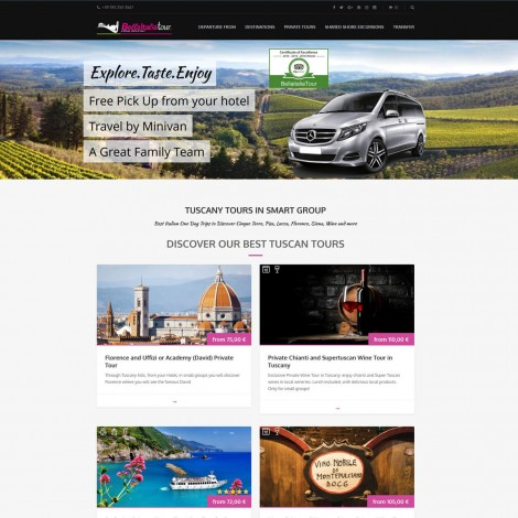 BellaItaliaTour.com: Tours in Tuscany and Cinque Terre