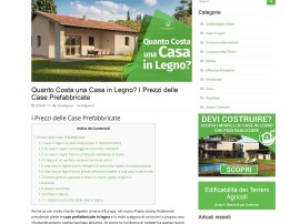 Immobilgreen.it Blog e Informazioni su Bioedilizia e Immobiliare